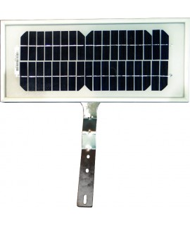 PANNEAU SOLAIRE 5 WATTS + SUPPORT