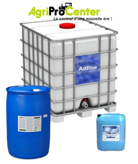 AdBlue Aditifif pour engin agricole