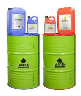 Aspen 4 : essence alkylate propre pour moteurs à quatre temps. Sans huile ajoutée