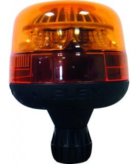 GYROPHARE FLEXIBLE 12/24V 8 LEDS 9W GALAXY
