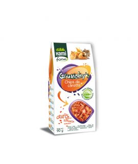 Chips de Carotte 90G HAMIFORM