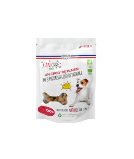 Friandise Chien fromage CANICHEF 120G