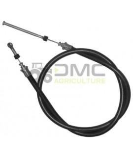Cable d'accelerateur
