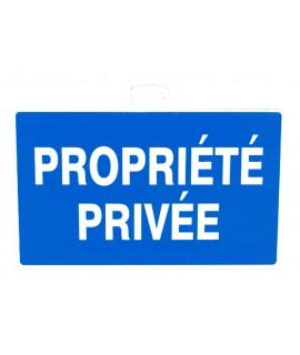"""SIGNALETIQUE """"PROPRIETE PRIVEE"""""""