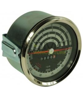 Tractometre 25 km/h