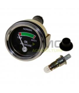 Indicateur pression d'huile
