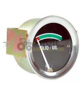 Indicateur pression huile