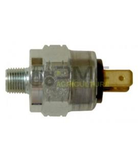 Manocontact basse pression huile hydraulique