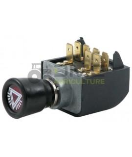 Interrupteur 4 feux clignotant