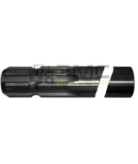 Arbre cannele 1-3/8'' z6 300mm