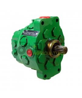 Pompe hydr. à pistons radiaux