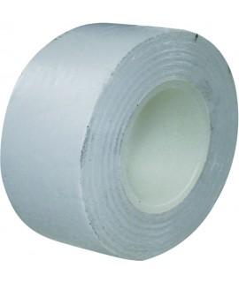 LOT 10 ROULEAUX RUBAN PVC BLANC