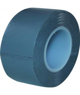 LOT 10 ROULEAUX RUBAN PVC GRIS