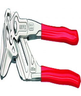 PINCE CLE XL LG400 OUVERTURE 85 KNIPEX