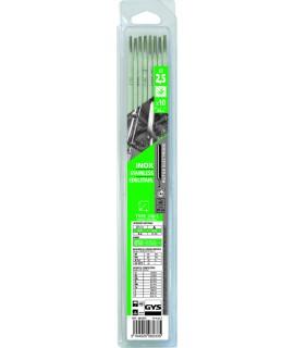 ELECTRODE INOX 316L D 2,5 BLISTER DE 10 GYS