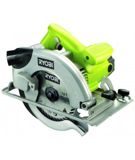 SCIE CIRCULAIRE 1250 W-190x16 mm-18dts RYOBI