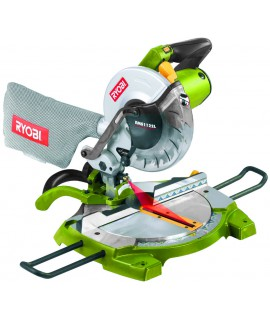 SCIE CPE D'ONGLET 1100W/LAME 210mm/24dtsRYOBI