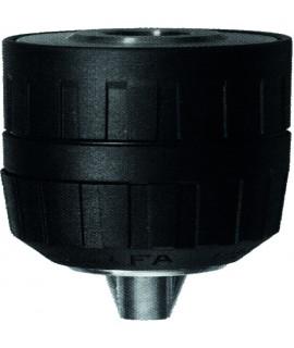 MANDRIN SANS CLE NE 1,5à13mm 3/8-24 BL.