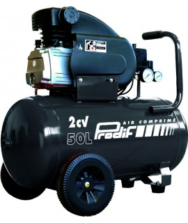 COMPRESSEUR 50L 2HP 8 BARS 230V PRODIF