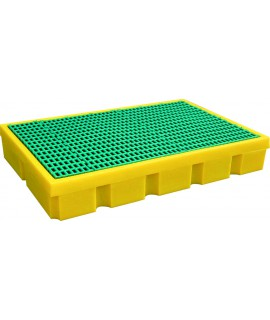 PLATE FORME RETENTION 100L.CAILLEBOTI PLASTIC