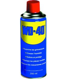 WD 40 MULTIFONCTION AEROSOL 200 ML