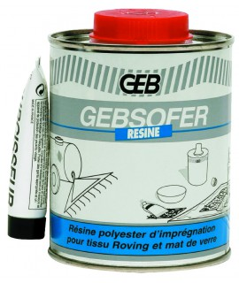GEBSOFER Resine bidon 500 ml