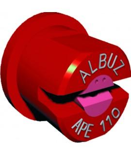 BUSE APE 110° ROUGE ALBUZ