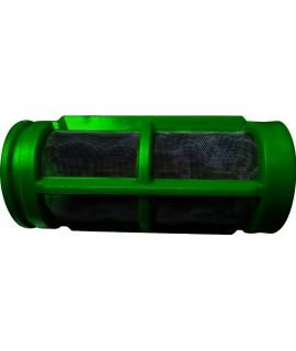 FILTRE INOX 100 MESH 38X88 VERT 6024 EX ROUGE