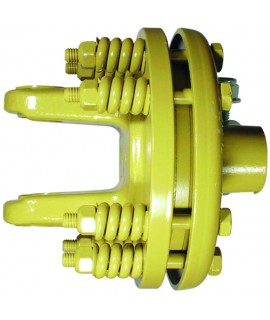 LIMITEUR A FRICTION D160 1''3/8-Z6 CR.30,2X80