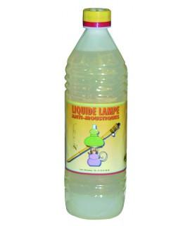 LIQUIDE LAMPE A PETROLE PARFUM CITRON 1L