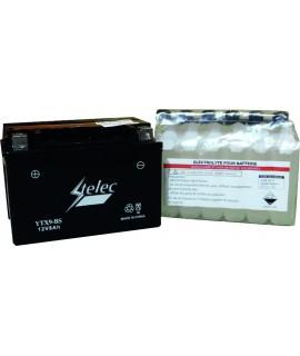 BATTERIE YTX9-BS +GAUCHE (AVEC PACK ACIDE)