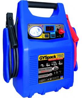 BOOSTERS DE DEMARRAGE GYSPACK 750 12V