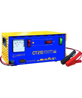 CHARGEUR TRADITIONNEL 12V-35/210A 24V 20/100
