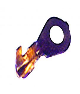COSSE A OEIL 6MM CABLE 2,5 MM2 SACHET DE 10