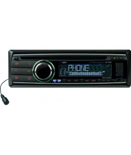 AUTORADIO CD/USB/SD AVEC BLUETOOTH 4X75W