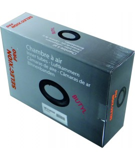 CHAMBRE A AIR 410/350 11X400X5 V.COUDEE TR87